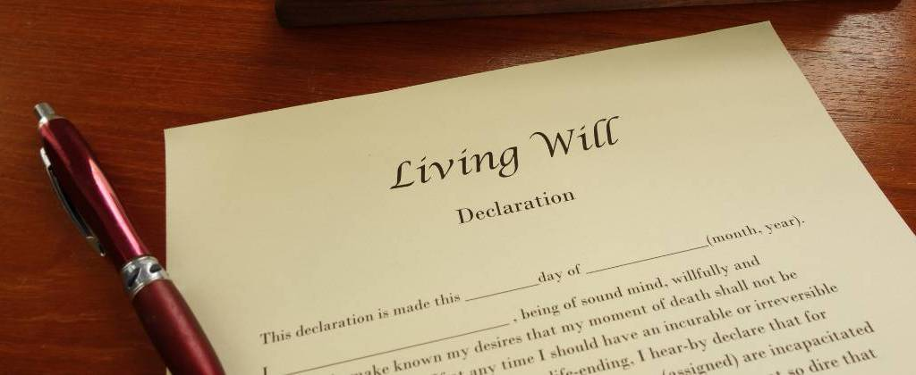 what is a living will