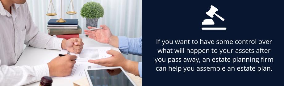 get help from estate planning attorney